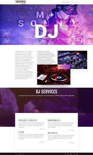 Strány na kľuč -DJ